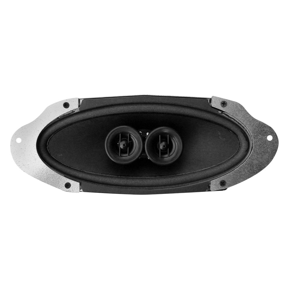 how to change dash speakers