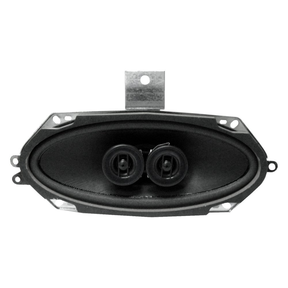 Custom Vehicle Speakers : Dvc custom autosound quot dual voice coil dash