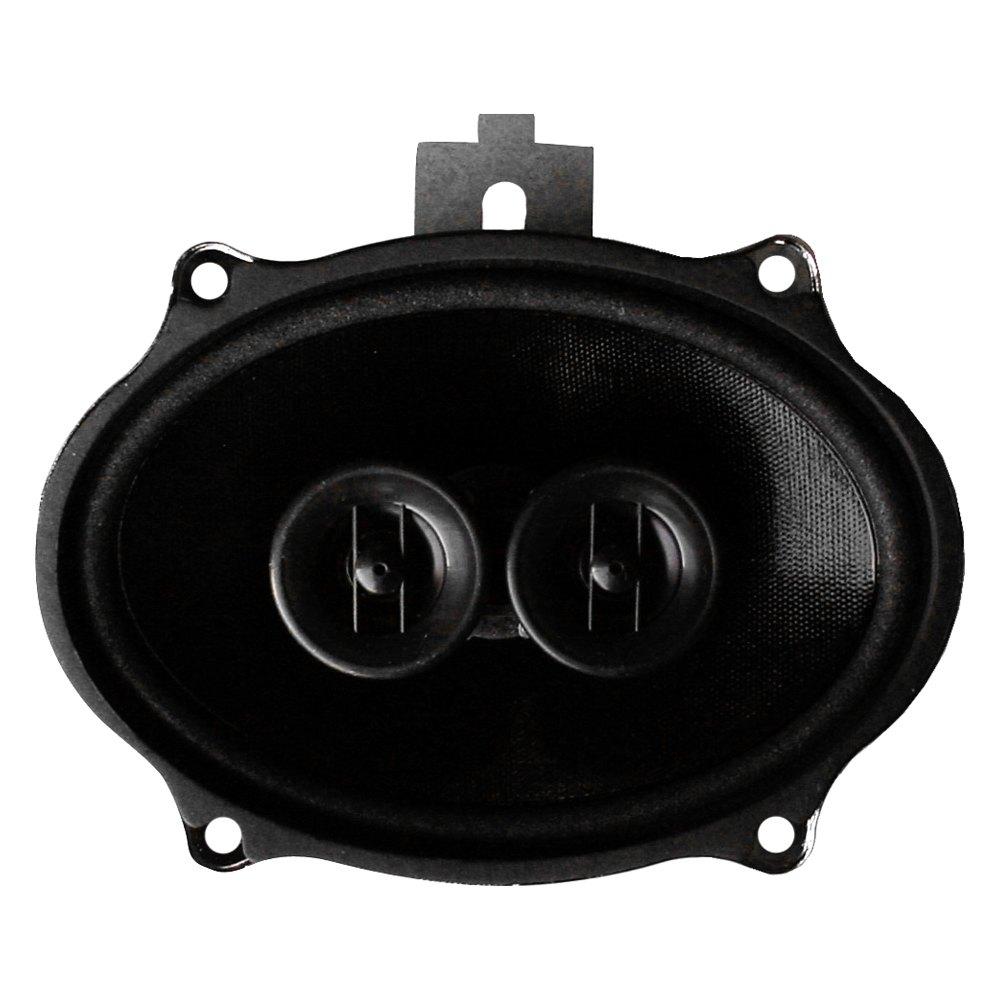 custom autosound 4009 dvc 5 x 7 dual voice coil dash 140 w speaker. Black Bedroom Furniture Sets. Home Design Ideas