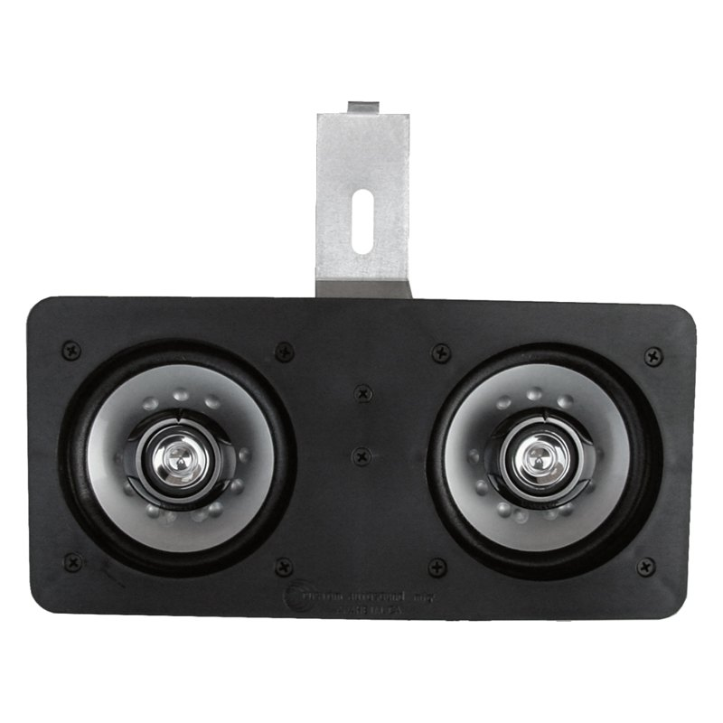 Custom Vehicle Speakers : Custom autosound knw kenwood dual dash quot speaker