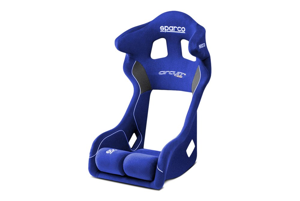 Sparco Replacement Seat Covers Velcromag