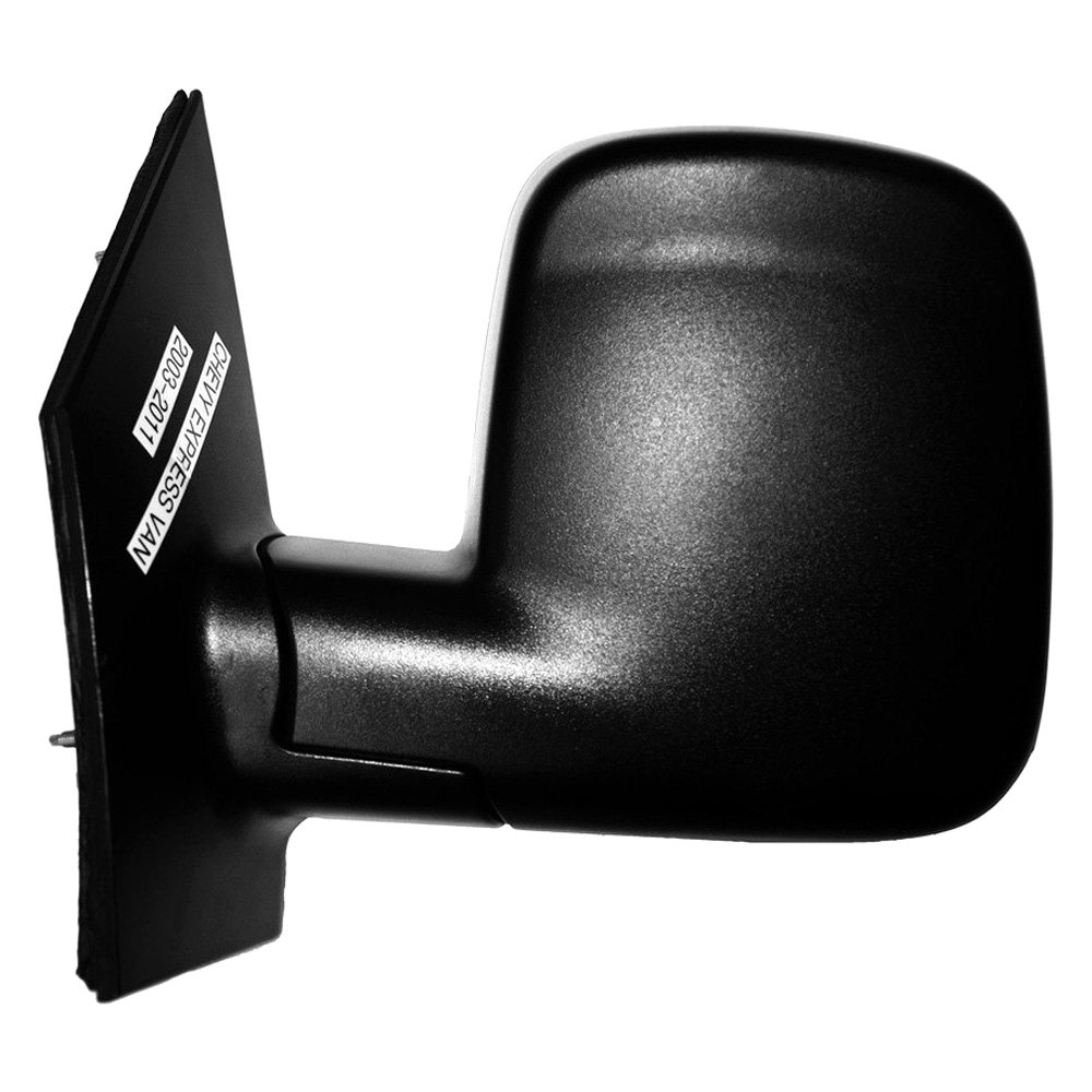 Custom towing mirrors lvt 1700 driver and passenger for Custom mirrors