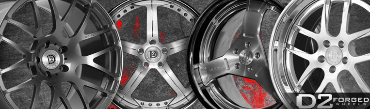 D2Forged Wheels & Rims