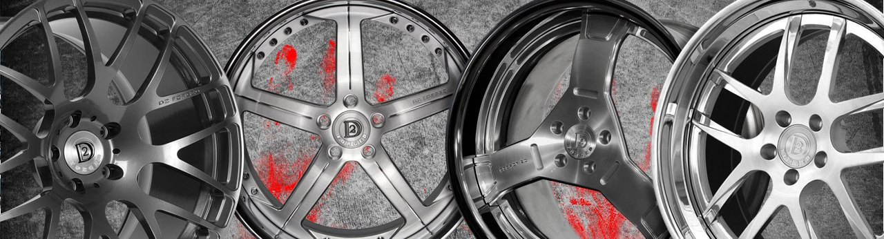 Universal D2FORGED WHEELS & RIMS
