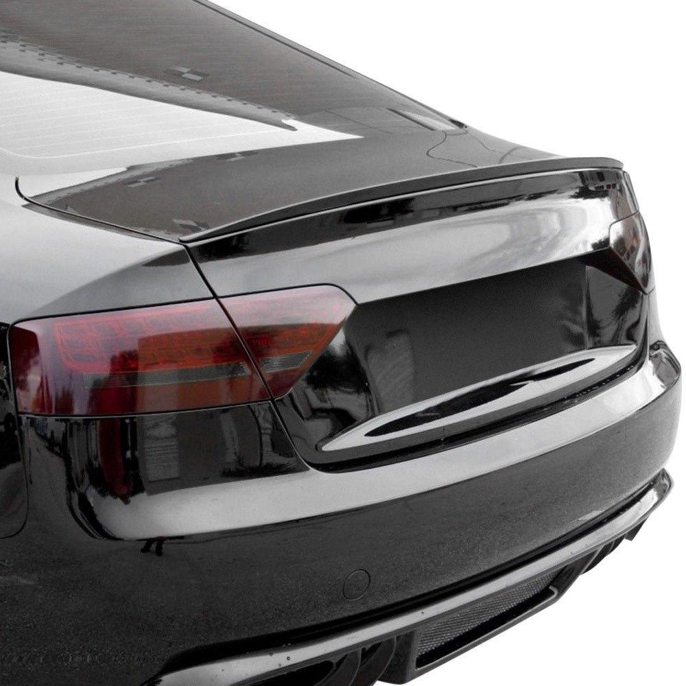 Audi A5 Convertible 2013 Euro Style Trunk Lip Spoiler