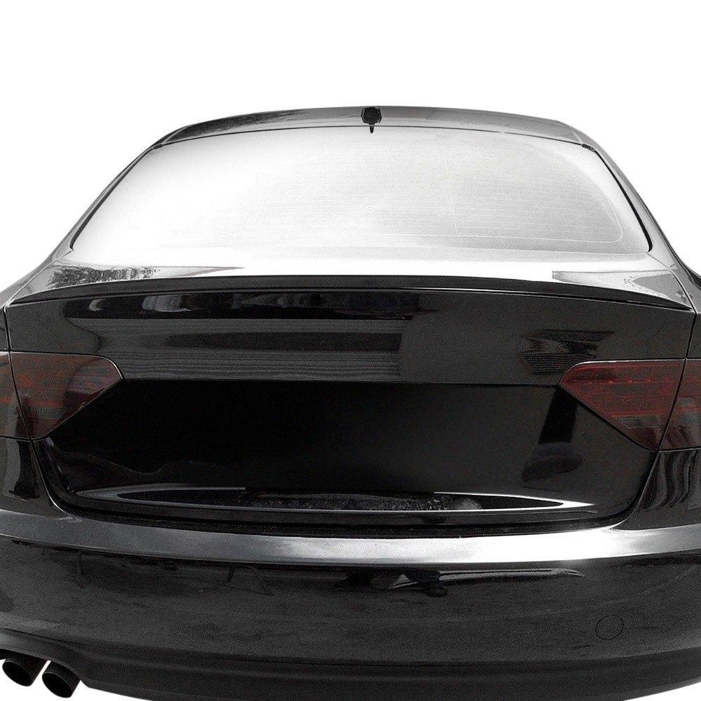 Audi A5 Convertible 2011 Euro Style Trunk Lip Spoiler