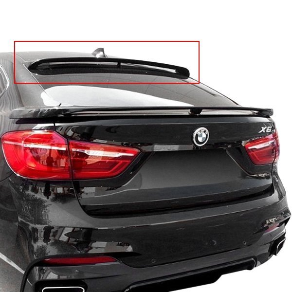 Bmw X6 Video Review: BMW X6 F16 Body Code 2017 Custom H Style Rear