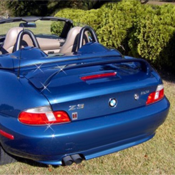 Bmw Z3 Spoiler: BMW Z3 Roadster 1996 Factory Style Fiberglass Rear