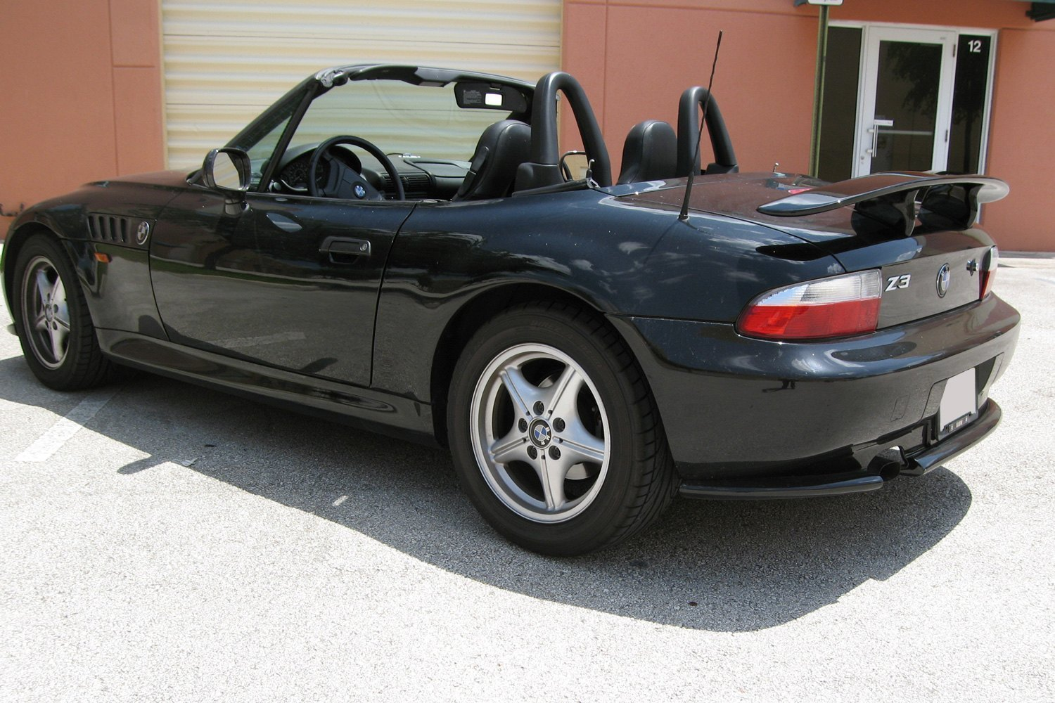 D2s 174 Bmw Z3 Roadster Manufactured After April 1999 H