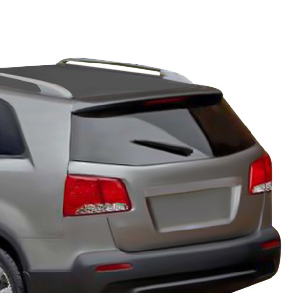 For Kia Sorento 11-15 SUV ABS Trunk Roof Rear Wing Spoiler Unpainted Primer