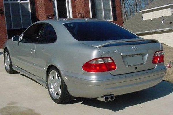 D2s 174 Mercedes Clk Class Coupe W208 Body Code 1998 Euro