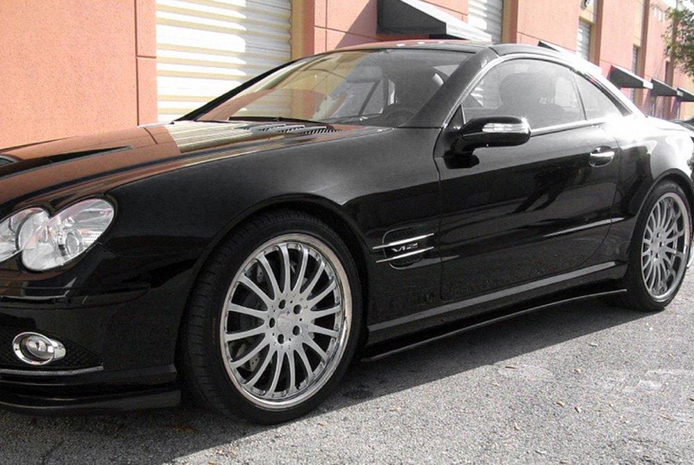 D2s Mercedes Sl Class R230 Body Code 2006 Euro Style Front Bumper