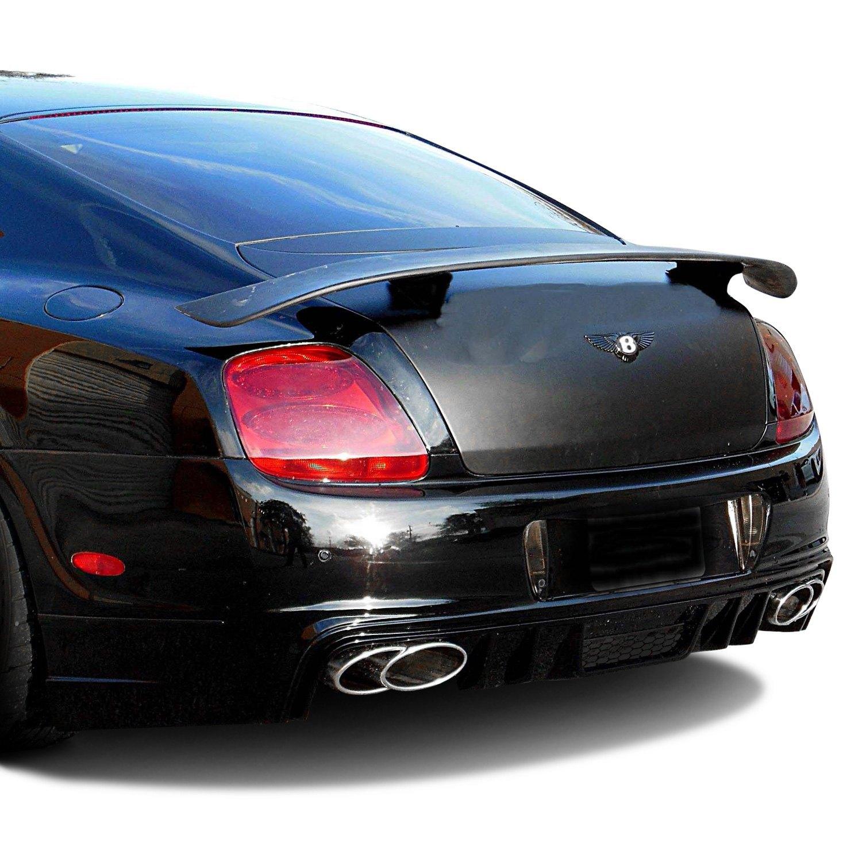 Bentley Continental GT 2005 Tesoro Style Rear Wing