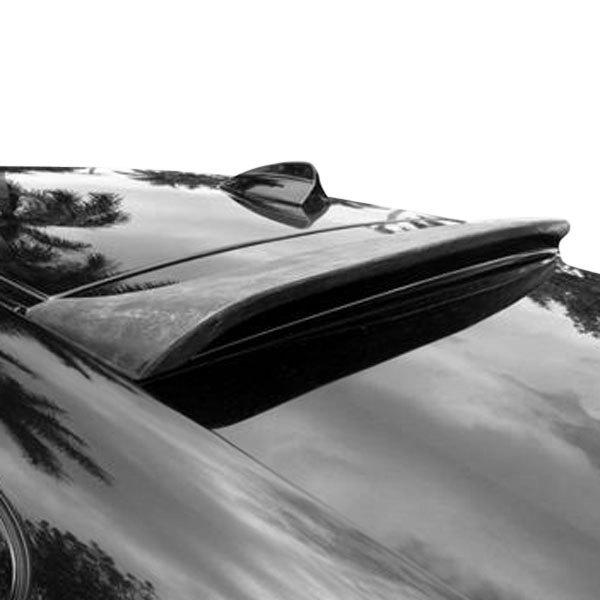 BMW X6 E71 Body Code 2010 H-Style Fiberglass Rear