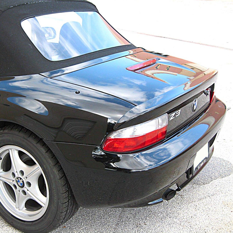 d2s bmw z3 roadster 1996 1998 factory style fiberglass rear lip spoiler. Black Bedroom Furniture Sets. Home Design Ideas
