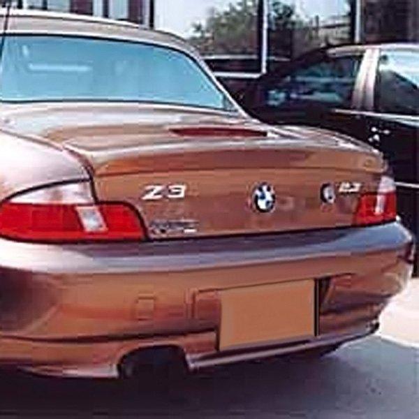 Bmw Z3 Spoiler: BMW Z3 Roadster 2000-2002 Custom Style Fiberglass