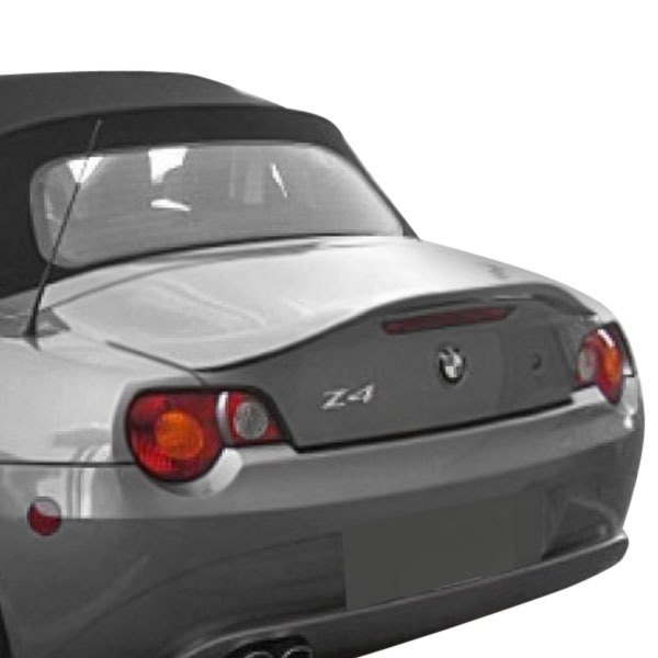 Bmw Z4 2 0 Review: BMW Z4 2003-2005 Factory Style Fiberglass Rear Spoiler