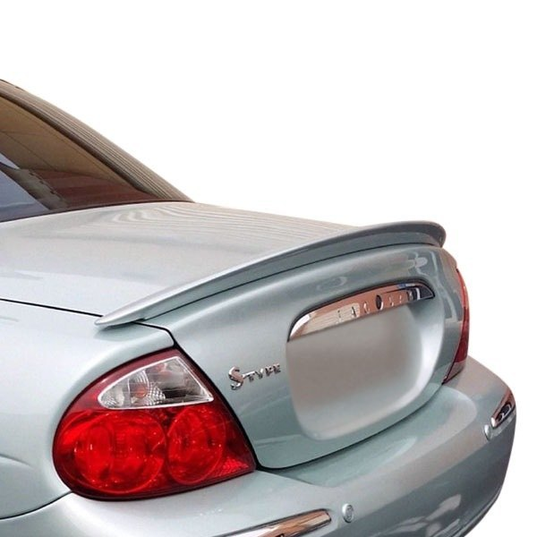 Jaguar S Type R Performance Parts: Jaguar S-Type 2002-2005 Type R Style Fiberglass