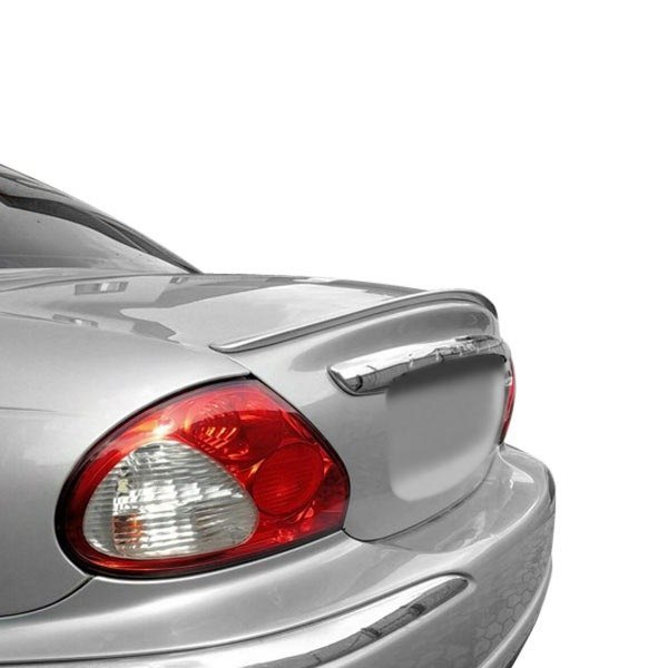 2001 Jaguar S Type Interior: Jaguar X-Type 2001-2008 Euro Style Rear Lip Spoiler