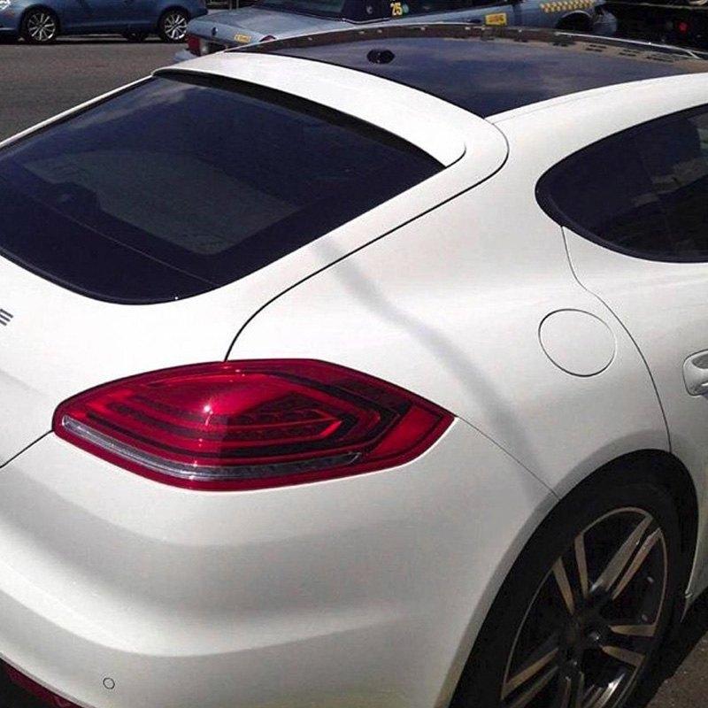 Porsche Panamera 2015 Custom Style Rear Roofline