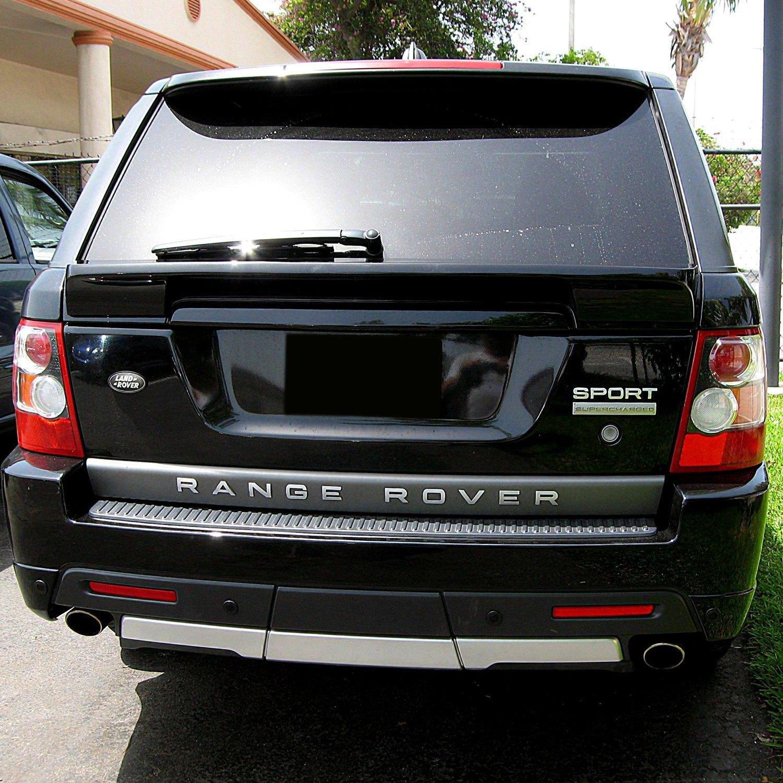 Land Rover Range Rover Sport 2011 Hamann Style Rear