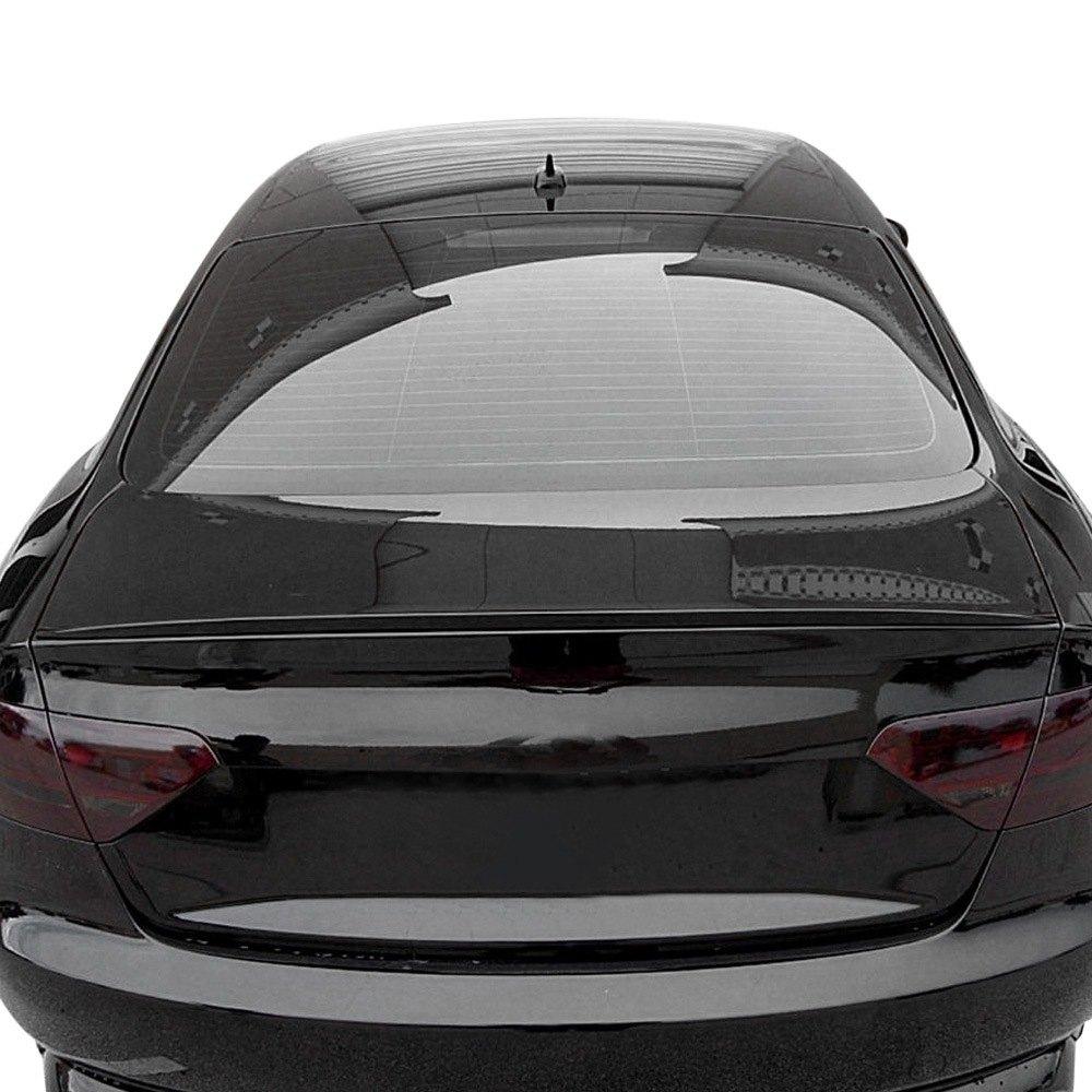 2008 Audi S5 Interior: Audi A5 Coupe 2008-2017 Euro Style Rear Lip Spoiler