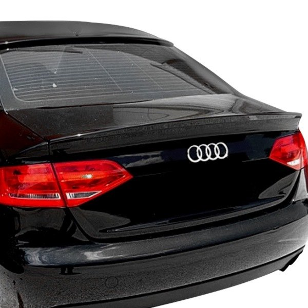 d2s audi a4 2009 2016 abt style rear lip spoiler. Black Bedroom Furniture Sets. Home Design Ideas