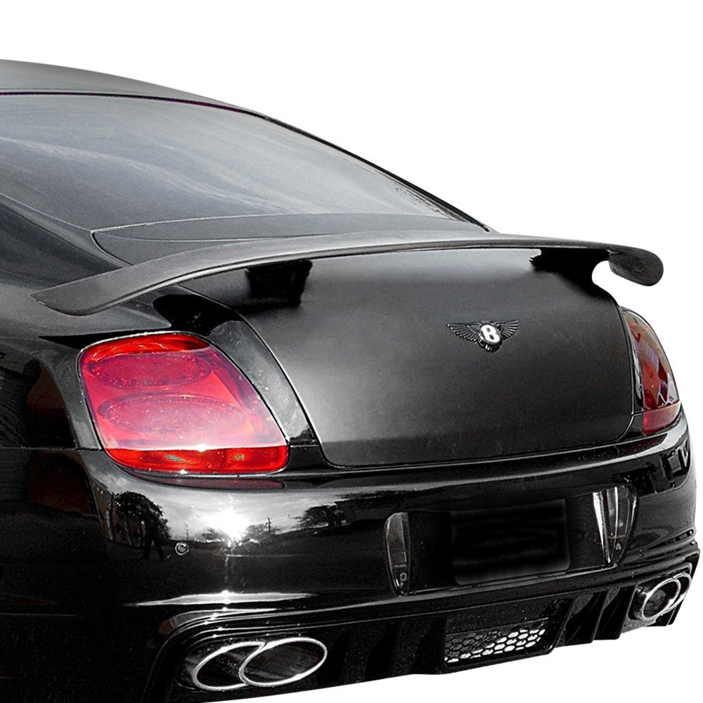 Bentley Continental GT Coupe 2005 Tesoro Style Rear