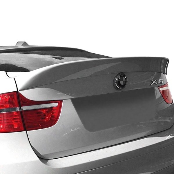 D2s 174 Bmw X6 E71 Body Code 2008 2013 Acs Style Rear Lip