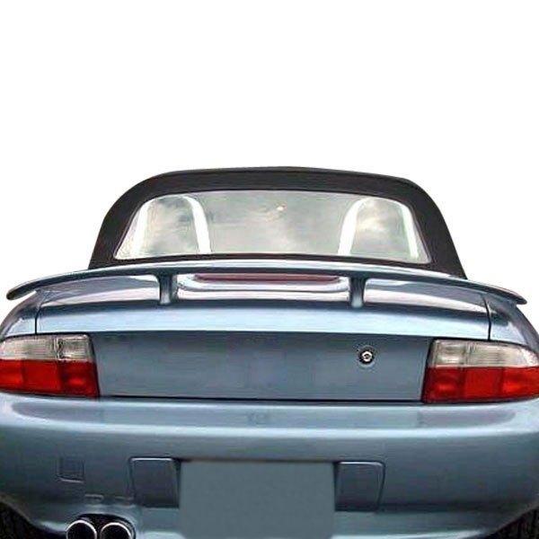 Bmw Z3 Spoiler: 96-99 BMW Z3 Custom Style Rear Wing Spoiler