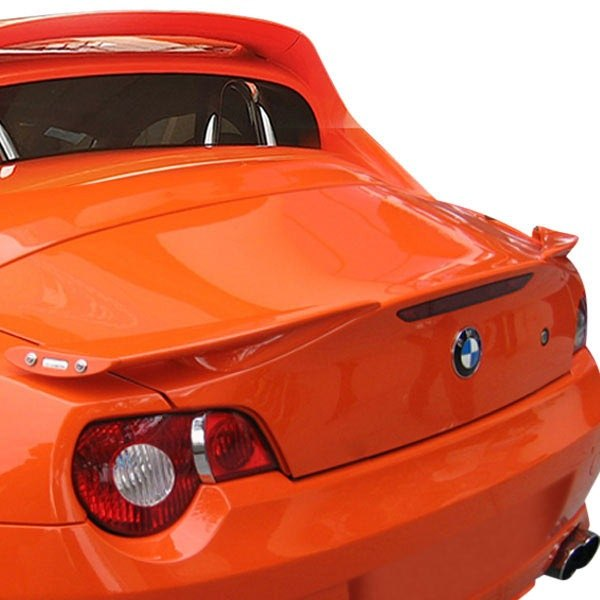 2005 Bmw Z4: 03-08 BMW Z4 Custom Style Rear Wing