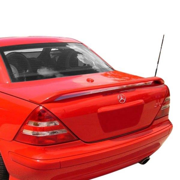 1998 Mercedes Benz Slk Class Suspension: Mercedes SLK Class 1998 L-Style Fiberglass Rear