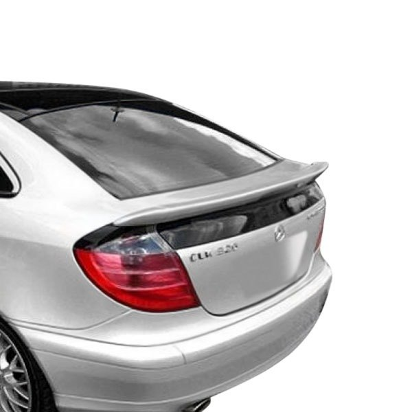 d2s mercedes c class coupe 2001 2007 renntec style rear. Black Bedroom Furniture Sets. Home Design Ideas