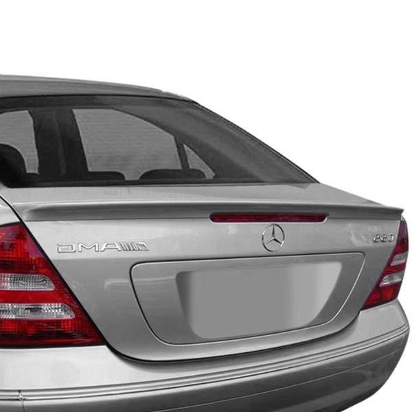d2s mercedes c class sedan 2001 2007 amg style rear lip. Black Bedroom Furniture Sets. Home Design Ideas