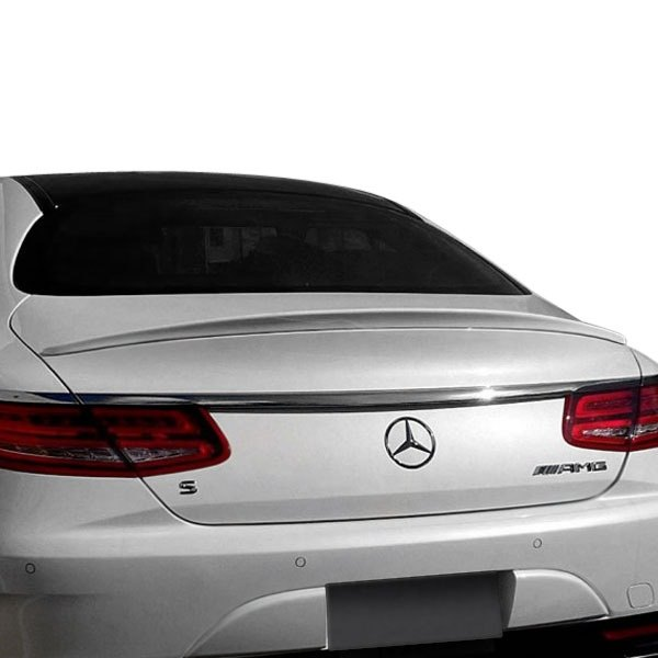 d2s mercedes s63 amg coupe 2015 lt style rear lip spoiler. Black Bedroom Furniture Sets. Home Design Ideas
