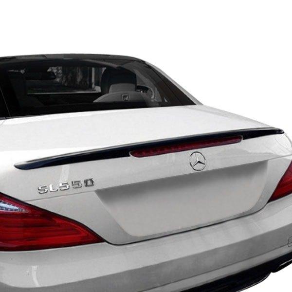d2s mercedes sl class 2013 2014 euro style rear lip spoiler. Black Bedroom Furniture Sets. Home Design Ideas