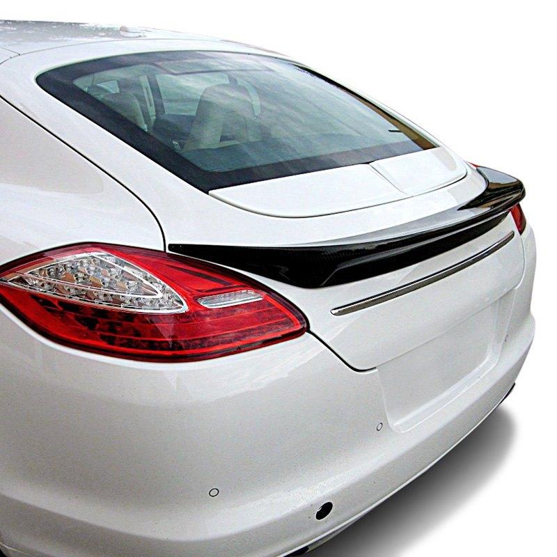 D2s 174 Porsche Panamera 2010 2013 Speedart Style Rear Lip