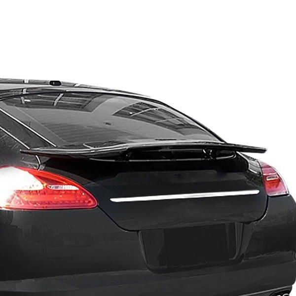 D2s 174 Porsche Panamera 2010 2015 Mansory Style Rear Wing