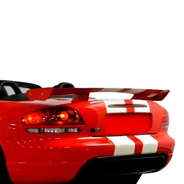 2016 Dodge Viper Reviews and Rating | Motor Trend |Viper With Spoiler