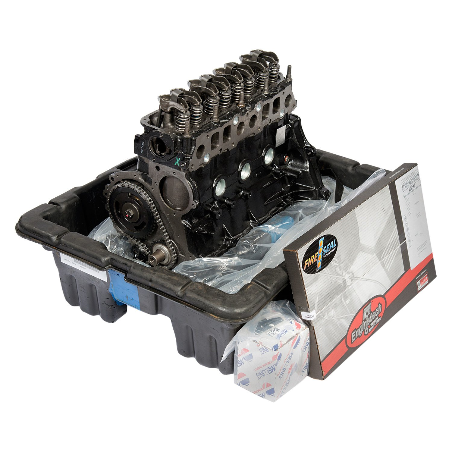 Dodge Dakota 2000 Remanufactured Complete: For Dodge Dakota 97-02 Dahmer Powertrain Remanufactured