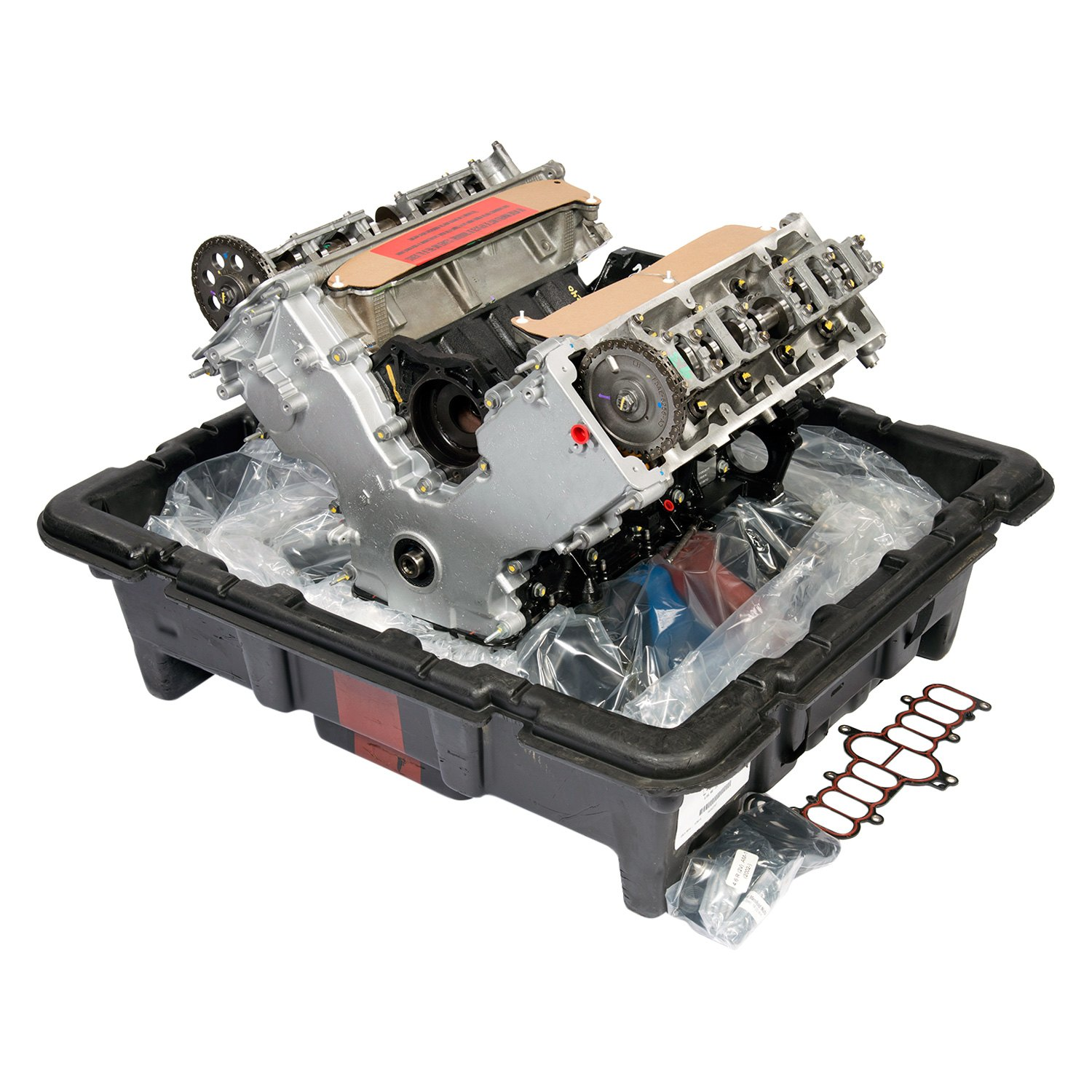 Dahmer powertrain ford f 150 1999 remanufactured long for Crate motors ford f150