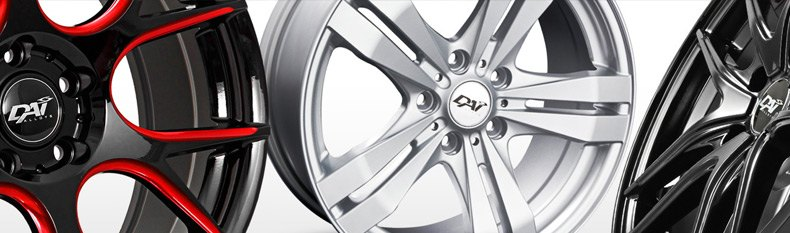DAI Alloys Wheels & Rims