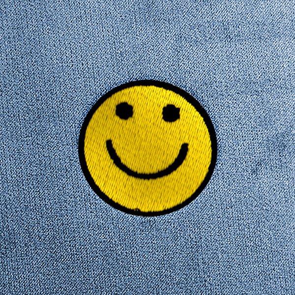 Blue Smiley Face Logo Blue Smiley Face Logo Dash