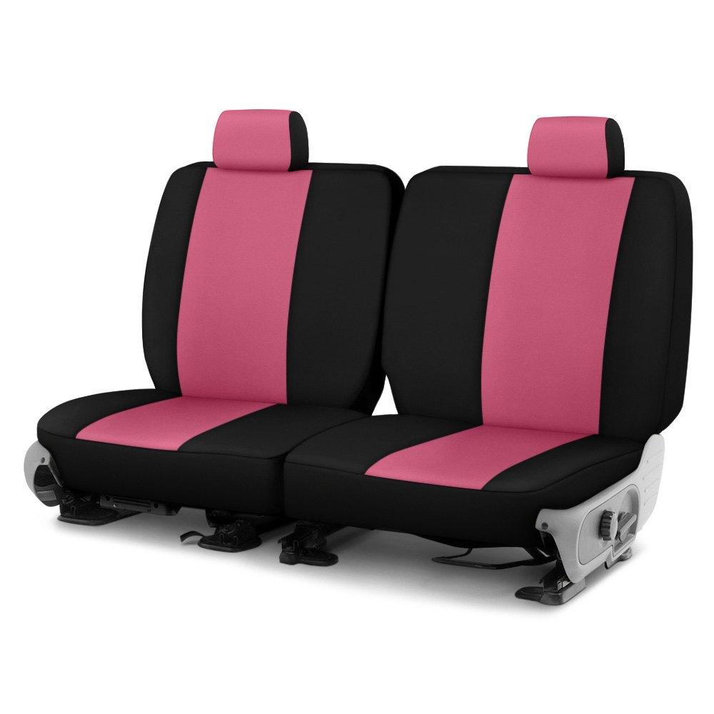 For Cadillac Escalade 07-14 Neosupreme 3rd Row Pink W
