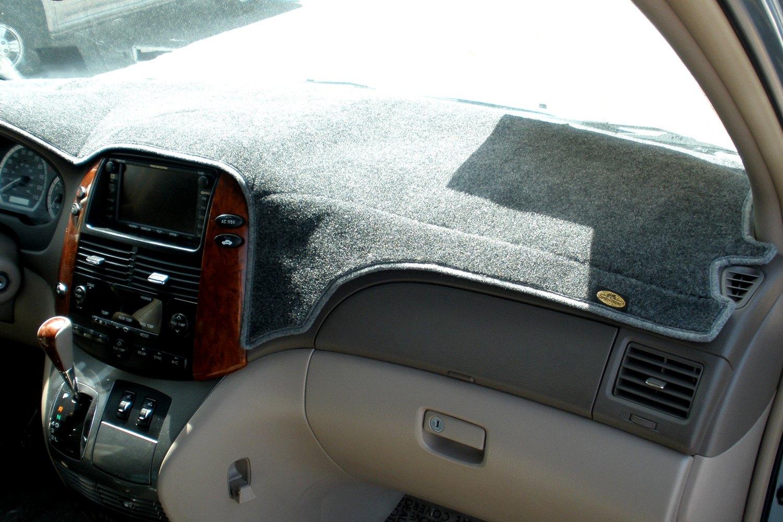 DashMat Original Dashboard Cover Jaguar XK8//XKR Premium Carpet, Gray