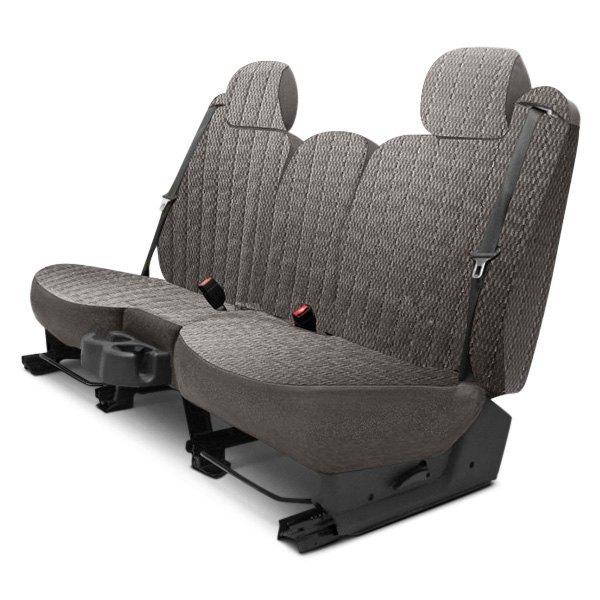 Wondrous Details About For Chevy Monte Carlo 70 77 Scottsdale 2Nd Row Silver Custom Seat Cover Inzonedesignstudio Interior Chair Design Inzonedesignstudiocom