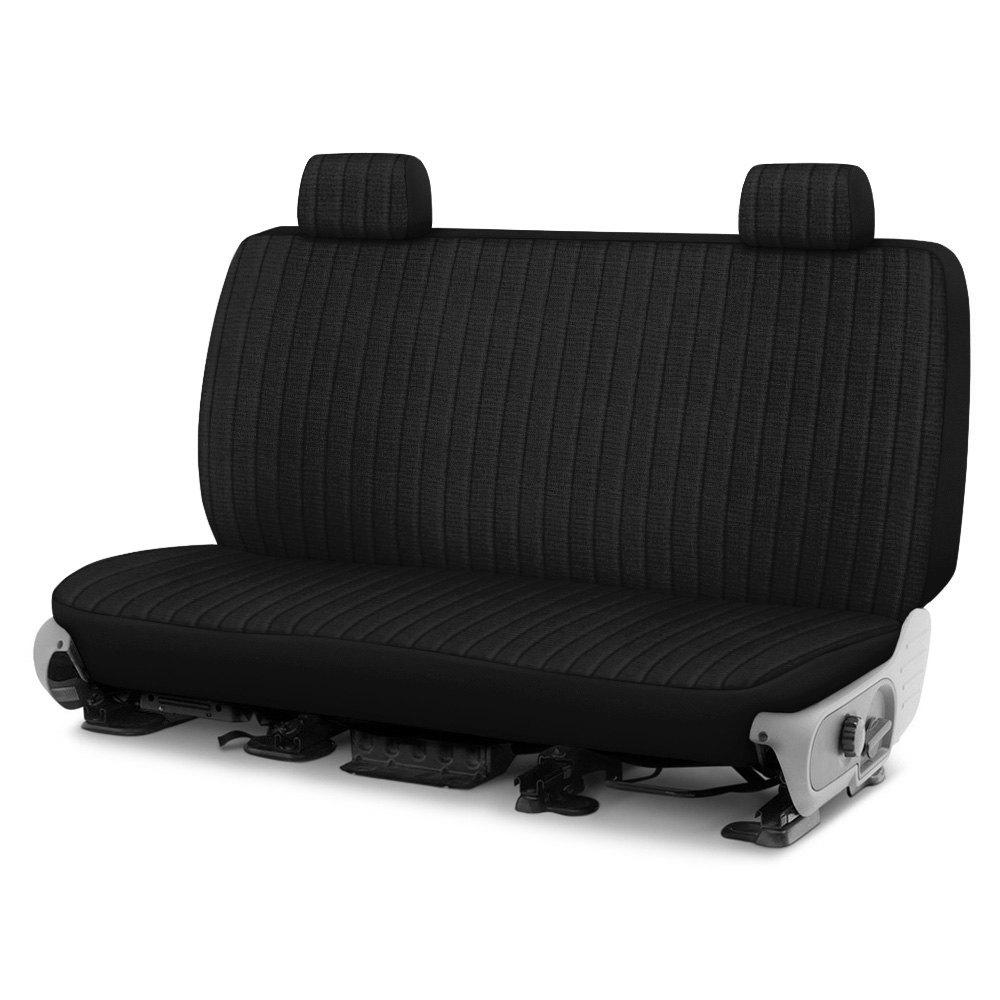 For Acura Legend 88-90 Duramax Tweed 2nd Row Black Custom
