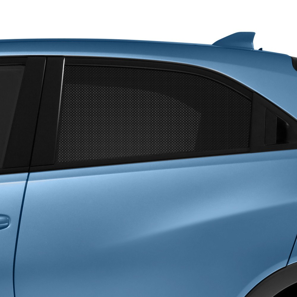Dash designs sl04 toyota prius 2010 laser shades side for Window side design
