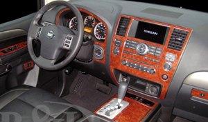 Nissan Armada Dash Kits