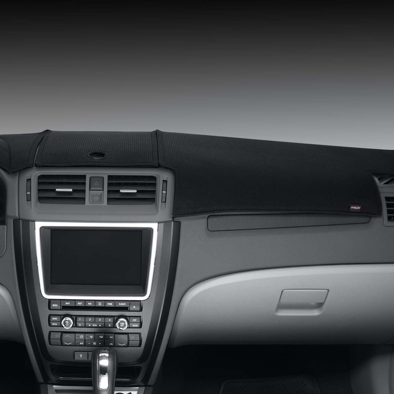 83845f5ae8c DashMat® 61718-00-25 - Limited Edition™ Black Polyester Custom Dash Cover